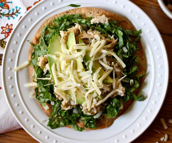 Turkey Tostadas | BeachbodyBlog.com