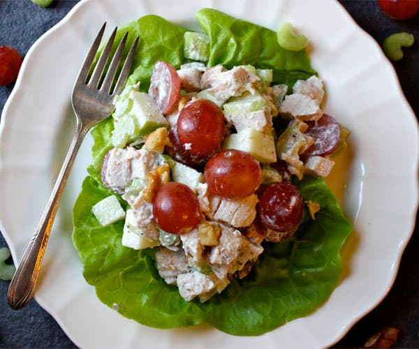 Turkey Waldorf Salad | BeachbodyBlog.com