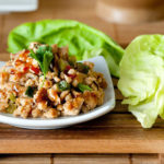 Easy Turkey Lettuce Wraps