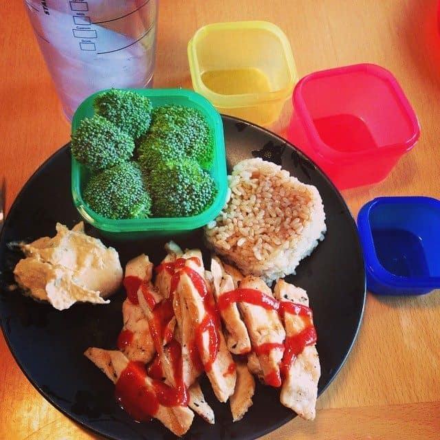 Meal Prep by JeannaCat