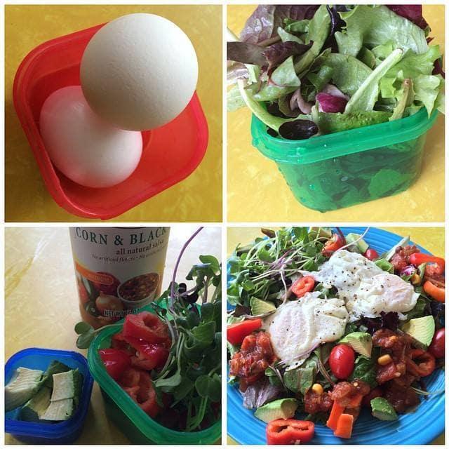 Meal Prep by Steph Bills