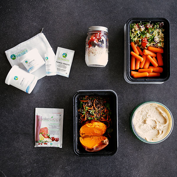 How to Meal Prep Ultimate Reset Phase One | BeachbodyBlog.com