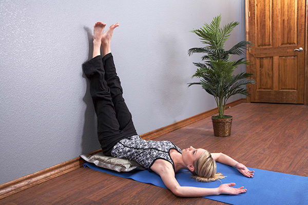 Using-Yoga-For-Stress-Reduction-LegsUpWall