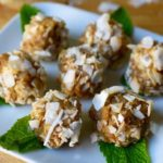 Vanilla Shakeology Macadamia Nut Pineapple Energy Balls Recipe