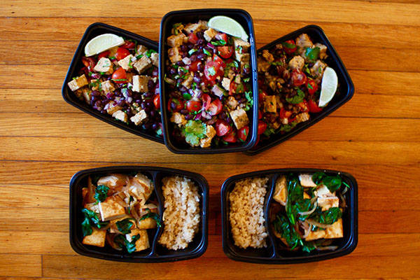 Vegetarian Meal Prep for 21 Day Fix | BeachbodyBlog.com