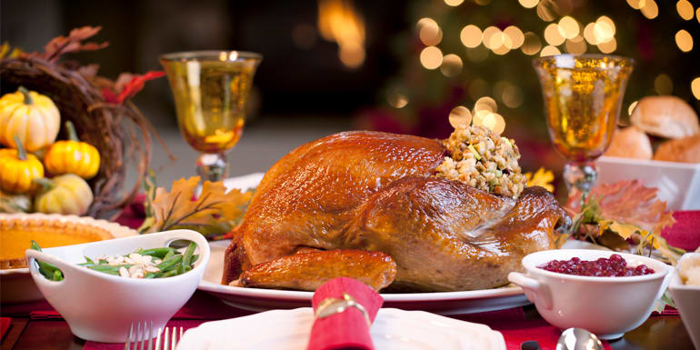 What IS Healthy About Thanksgiving Dinner?