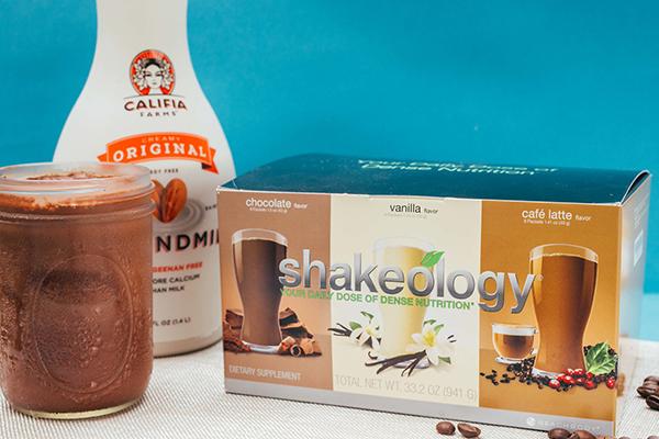 Shakeology sampler box