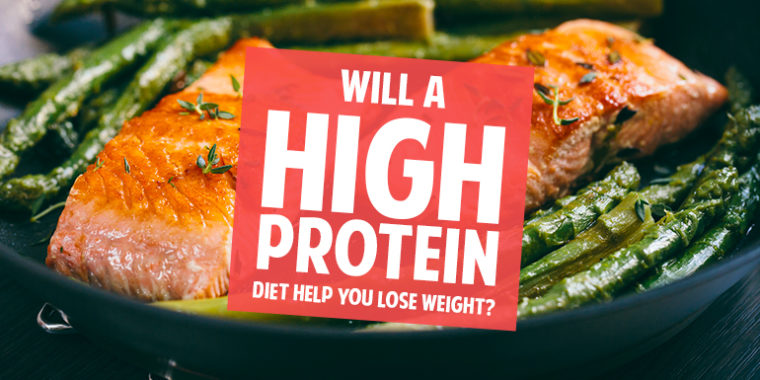 Will a High Protein Diet Help You Lose Weight?