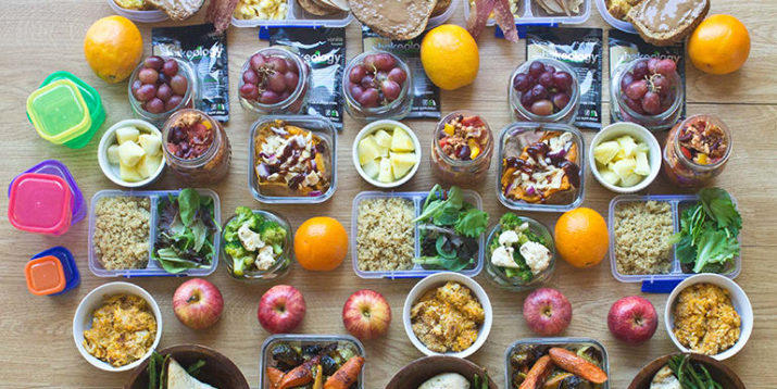 Make this Hearty Winter Meal Prep for the 2,100–2,300 Calorie Level