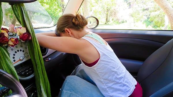 10 Yoga Poses For Your Next Road Trip | BeachbodyBlog.com