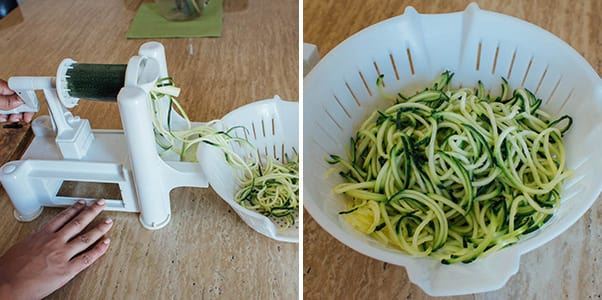 Creamy Roasted Zucchini Noodles | BeachbodyBlog.com