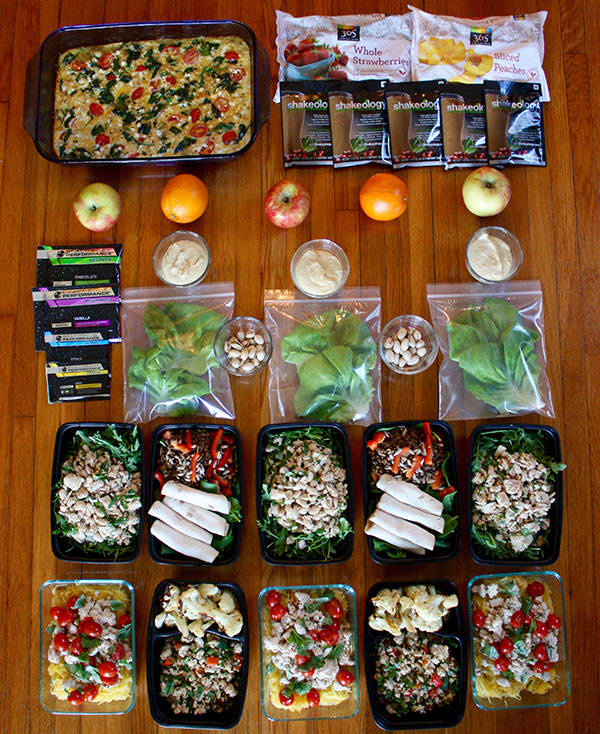 90 Minute Meal Prep | BeachbodyBlog.com