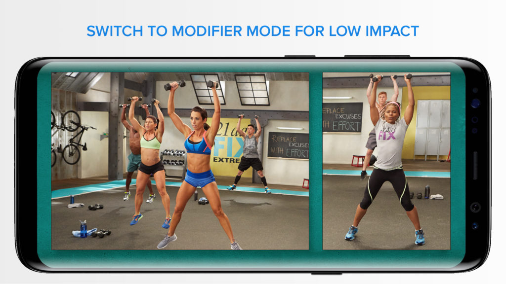 Beachbody On Demand for Android Modifier Mode