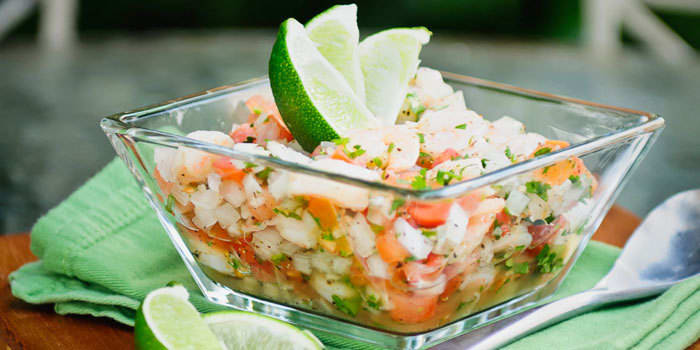 Shrimp ceviche recipe the beachbody blog for Shrimp and fish ceviche