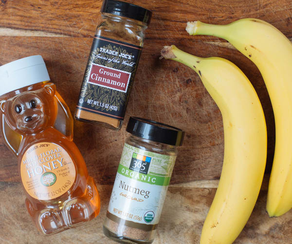 Cinnamon Bananas | Beachbodyblog.com