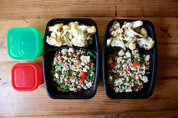 90 Minute Meal Prep Dinner | BeachbodyBlog.com