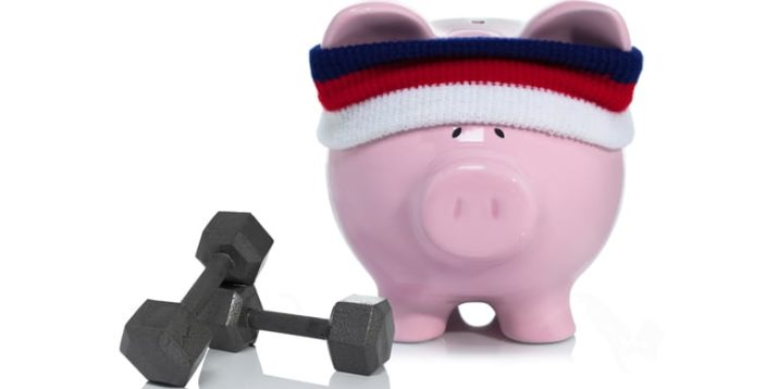 Working Out Could Save You $500 or More a Year