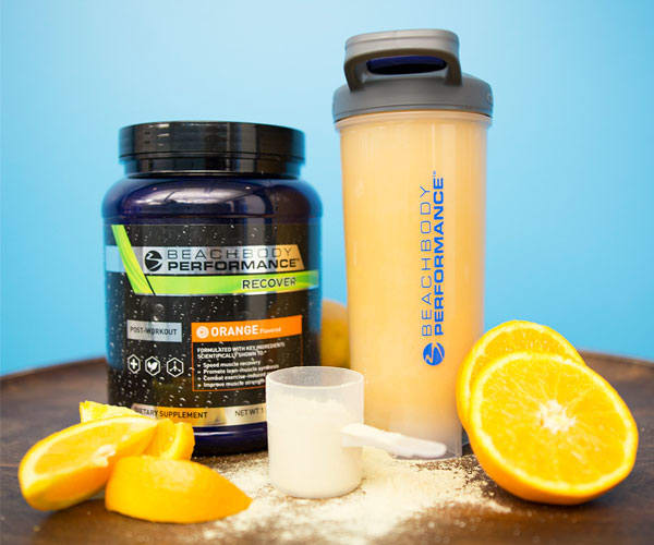 Beachbody Performance Orange Recover | BeachbodyBlog.com