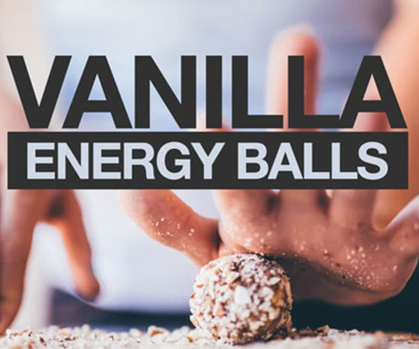 Vanilla Almond Energy Balls Recipe | BeachbodyBlog.com