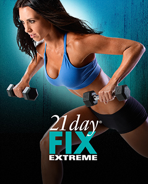 Beachbody Workout Program - 21 Day Fix Extreme
