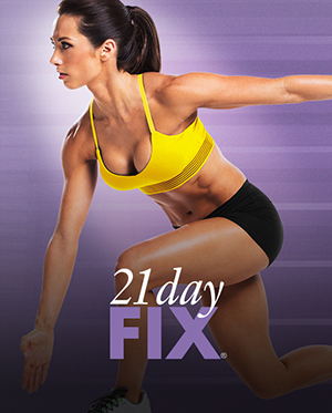 Beachbody Beginner Workout Program - 21 Day Fix