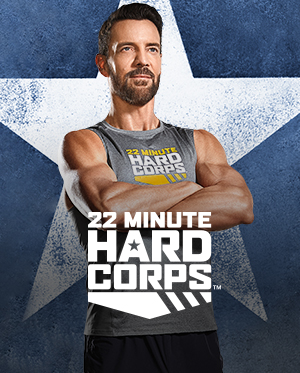 Beachbody Beginner Workout Programs - 22 Minute Hard Corps