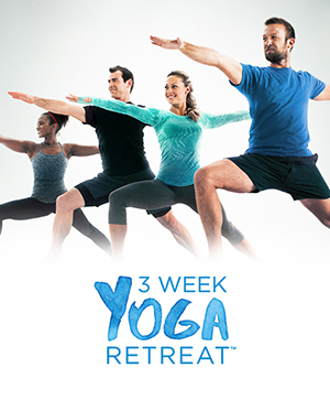 Beachbody Workout Program - 3 Week Yoga Retreat