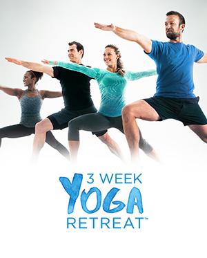 Beachbody Workout Program - 3 Week Yoga Retreat