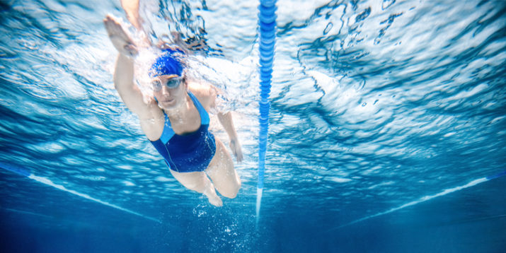 4 Swimming Workouts for Beginners and Athletes