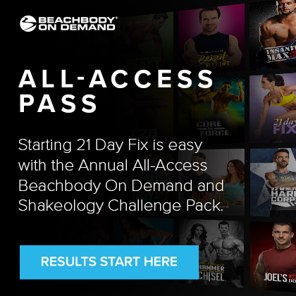 All-Access Beachbody On Demand