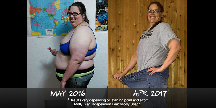 Beachbody Results: This Mother of 5 Lost 120 Pounds in 11 Months!