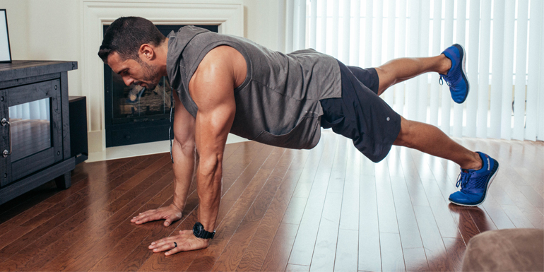 Joel Demonstrates 7 of the Best Core Exercises for Abs