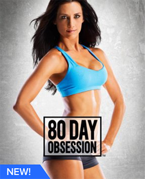 Beachbody Workout Programs - 80 Day Obsession