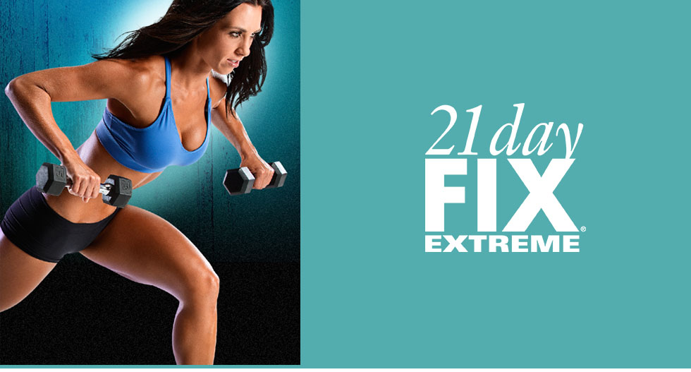Buy 21 Day Fix Extreme from Autumn Calabrese