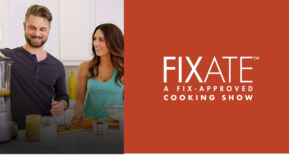 Streaming Fixate Cooking Show from Autumn Calabrese