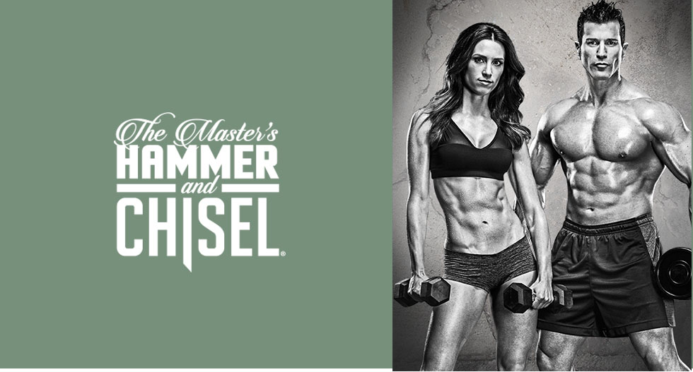 The Master's Hammer & Chisel - Streaming Beachbody