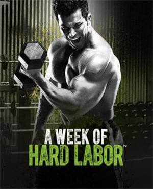 Beachbody Workout Programs - A Week of Hard Labor