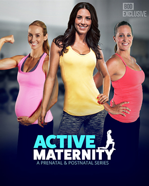 Beachbody Beginner Workout Program - Active Maternity