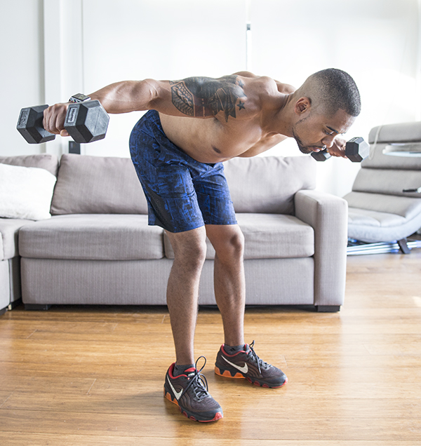 3 of the Best Trap Exercises for Muscle and Power reverse fly