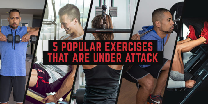 5 of the Most Controversial Exercises — Should You Do Them?