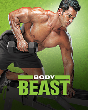Beachbody Workout Program - Body Beast