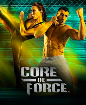 Beachbody Workout - CORE DE FORCE