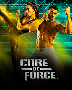 Beachbody Workout Program - CORE DE FORCE