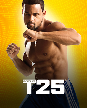 Beachbody Workout Program - FOCUS T25