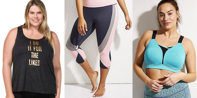 17 of the Best Plus Size Workout Clothes
