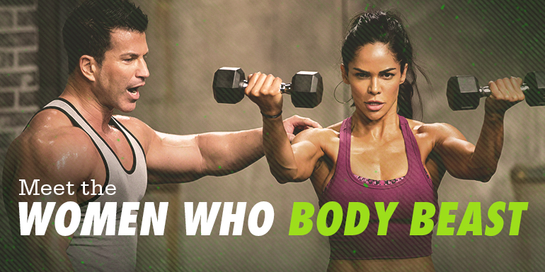 Meet the Women Who Body Beast