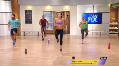 Calendario De 21 Day Fix Extreme.21 Day Fix Streaming Workouts Anywhere Anytime The