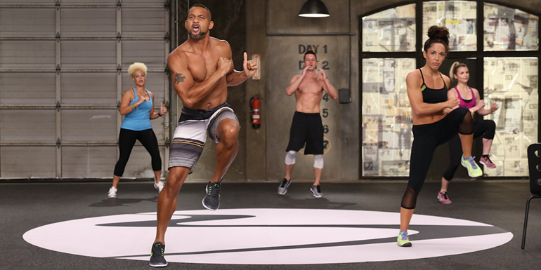 Shaun T S Tips On How To Stick With A Home Workout Plan on At Home Strength Training Workouts For Women