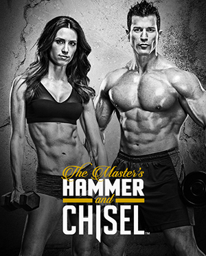 Beachbody Workout Program - The Master's Hammer and Chisel