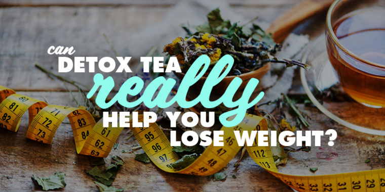 Will Detox Tea Really Help You Lose Weight?